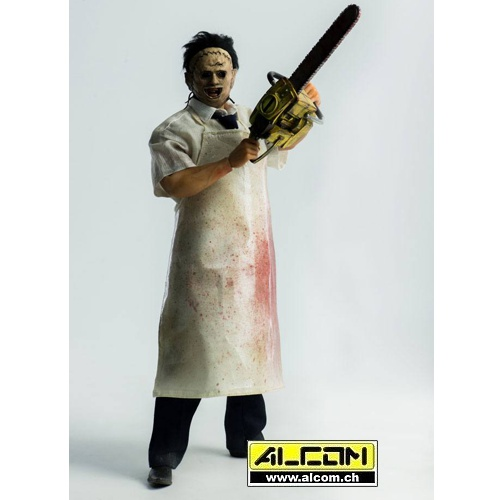 Figur: Texas Chainsaw Massacre - Leatherface 1/6 (32 cm) ThreeZero