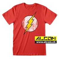 T-Shirt mit Logo: Flash
