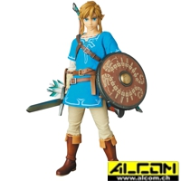 Figur: The Legend of Zelda - Breath of the Wild - Link (30 cm) limitiert