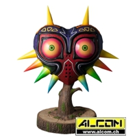 Maske: The Legend of Zelda - Majoras Mask 3D Life-Size Replik (63 cm)