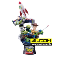 Diorama: Toy Story D-Select (15 cm)