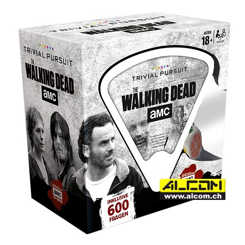 Brettspiel: Trivial Pursuit - The Walking Dead