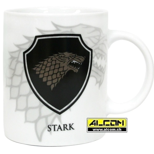 Tasse: Game of Thrones - Stark Shield