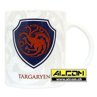 Tasse: Game of Thrones - Targaryen Shield