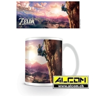 Tasse: The Legend of Zelda - Breath of the Wild, The Climb