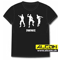 T-Shirt: Fortnite Dance & Logo