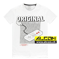 T-Shirt: Nintendo - NES The Original