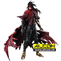 Figur: Final Fantasy Dirge of Cerberus - Vincent Valentine (27 cm) Square