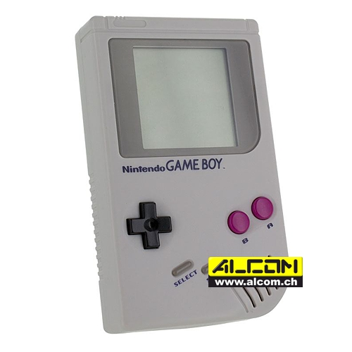 Wecker: Nintendo Game Boy (16 x 9 x 9 cm)