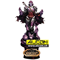Diorama: World of Warcraft - Sylvanas (16 cm)