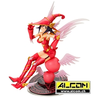 Figur: Yu-Gi-Oh - The Dark Side of Dimensions - Apple Magician Girl (22 cm)