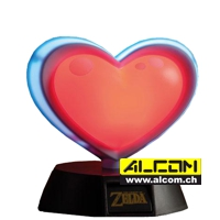 Lampe: The Legend of Zelda - Herzcontainer (10 cm)
