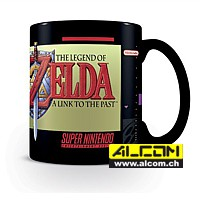 Tasse: Super Nintendo - The Legend of Zelda - A Link to the Past