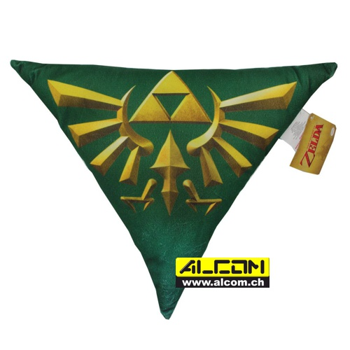 Kissen: The Legend of Zelda - Triforce (35 x 45 cm)