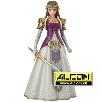 Figur: The Legend of Zelda - Twilight Princess - Zelda (14 cm) Good Smile