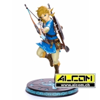 Figur: The Legend of Zelda - Breath of the Wild - Link (25 cm)