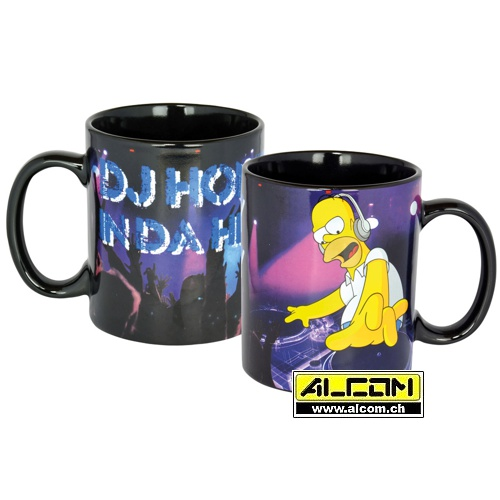 Tasse: Die Simpsons - DJ Homey