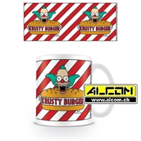 Tasse: Die Simpsons - Krusty Burger