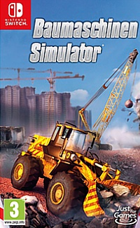 Baumaschinen Simulator (Switch)
