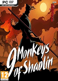 9 Monkeys of Shaolin (PC-Spiel)