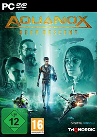 Aquanox: Deep Descent (PC-Spiel)