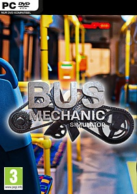 Bus Mechanic Simulator (PC-Spiel)