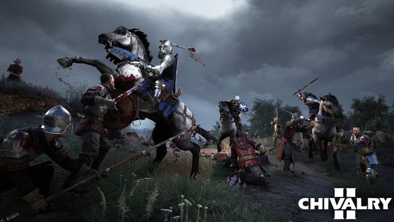Chivalry 2 - Day 1 Edition (PC-Spiel)