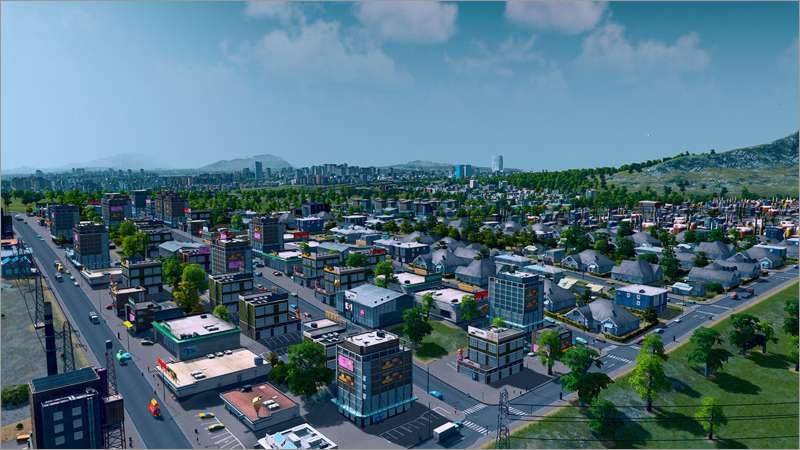 Cities: Skylines - Platin Edition (PC-Spiel)