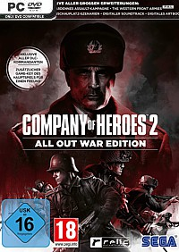 Company of Heroes 2 - All Out War Edition (PC-Spiel)