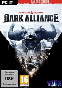Dungeons & Dragons: Dark Alliance - Day 1 Edition (PC-Spiel)