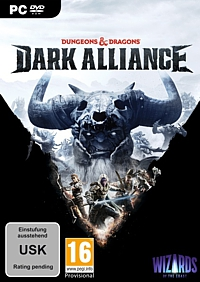Dungeons & Dragons: Dark Alliance - Steelbook Edition (PC-Spiel)