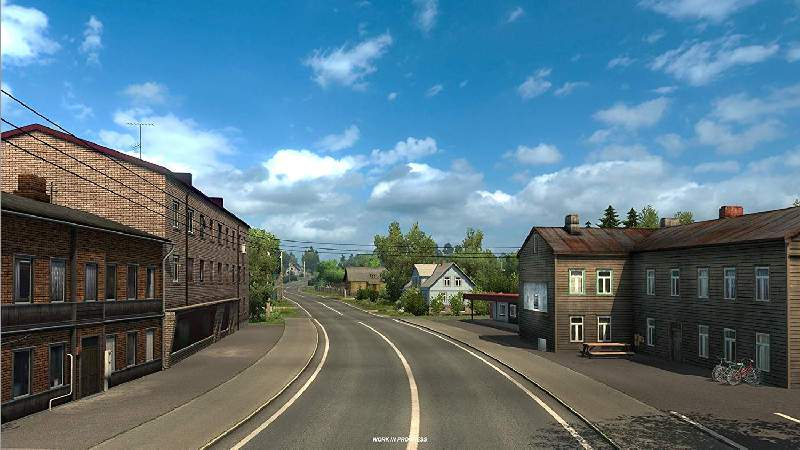 Euro Truck Simulator 2 Add-on: Beyond the Baltic Sea (PC-Spiel)