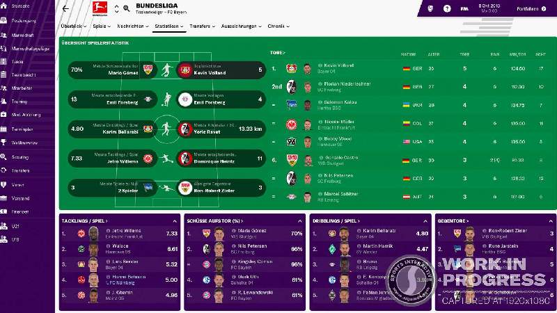 Football Manager 2019 (PC-Spiel)