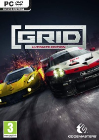 GRID - Ultimate Edition (PC-Spiel)