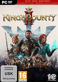 Kings Bounty 2 - Day 1 Edition (PC-Spiel)