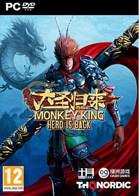 Monkey King: Hero is Back (PC-Spiel)