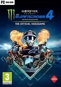 Monster Energy Supercross 4 (PC-Spiel)