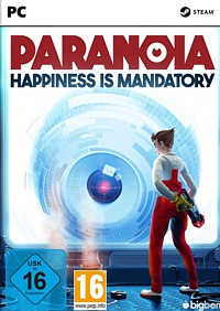 Paranoia: Happiness is Mandatory (PC-Spiel)