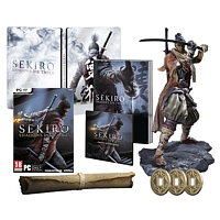 Sekiro: Shadows Die Twice - Collectors Edition (Code in a Box) (PC-Spiel)