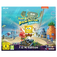 SpongeBob: Battle for Bikini Bottom - Rehydrated - F.U.N. Edition (PC-Spiel)