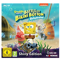 SpongeBob: Battle for Bikini Bottom - Rehydrated - Shiny Edition (PC-Spiel)