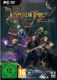 The Bards Tale 4: Barrows Deep - Day 1 Edition (PC-Spiel)