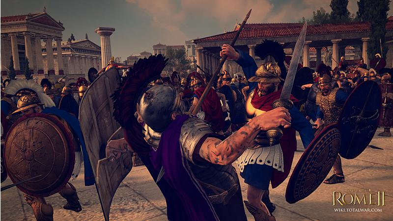 Total War: Rome 2 - Enemy at the Gates Edition (PC-Spiel)