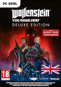 Wolfenstein: Youngblood - Deluxe Edition (uncut) (PC-Spiel)