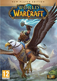 World of Warcraft - New Player Edition (Code in a Box) (PC-Spiel)