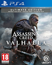 Assassins Creed: Valhalla - Ultimate Edition (Playstation 4)
