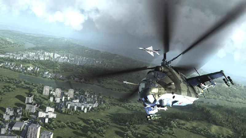 Air Missions HIND (Playstation 4)