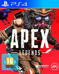 Apex Legends - Bloodhound Edition (Code in a Box) (Playstation 4)