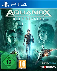 Aquanox: Deep Descent (Playstation 4)