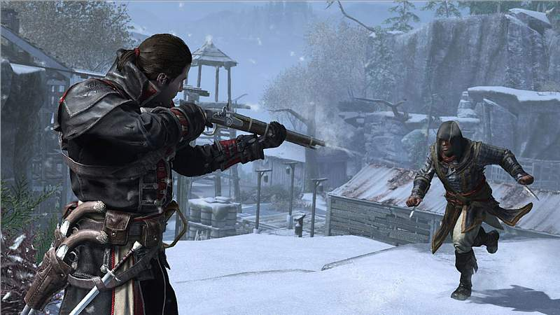Assassins Creed: Rogue Remastered (Playstation 4)